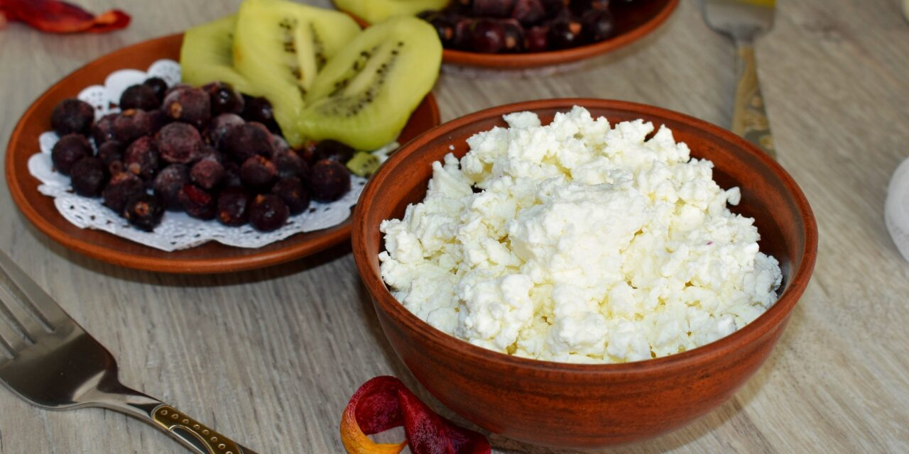 How Cottage Cheese Changed My Life