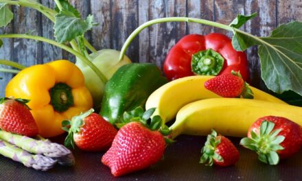 8 Steps to More Fruits and Vegetables