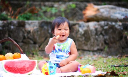 A Cool Way to Teach Toddlers to Taste New Foods