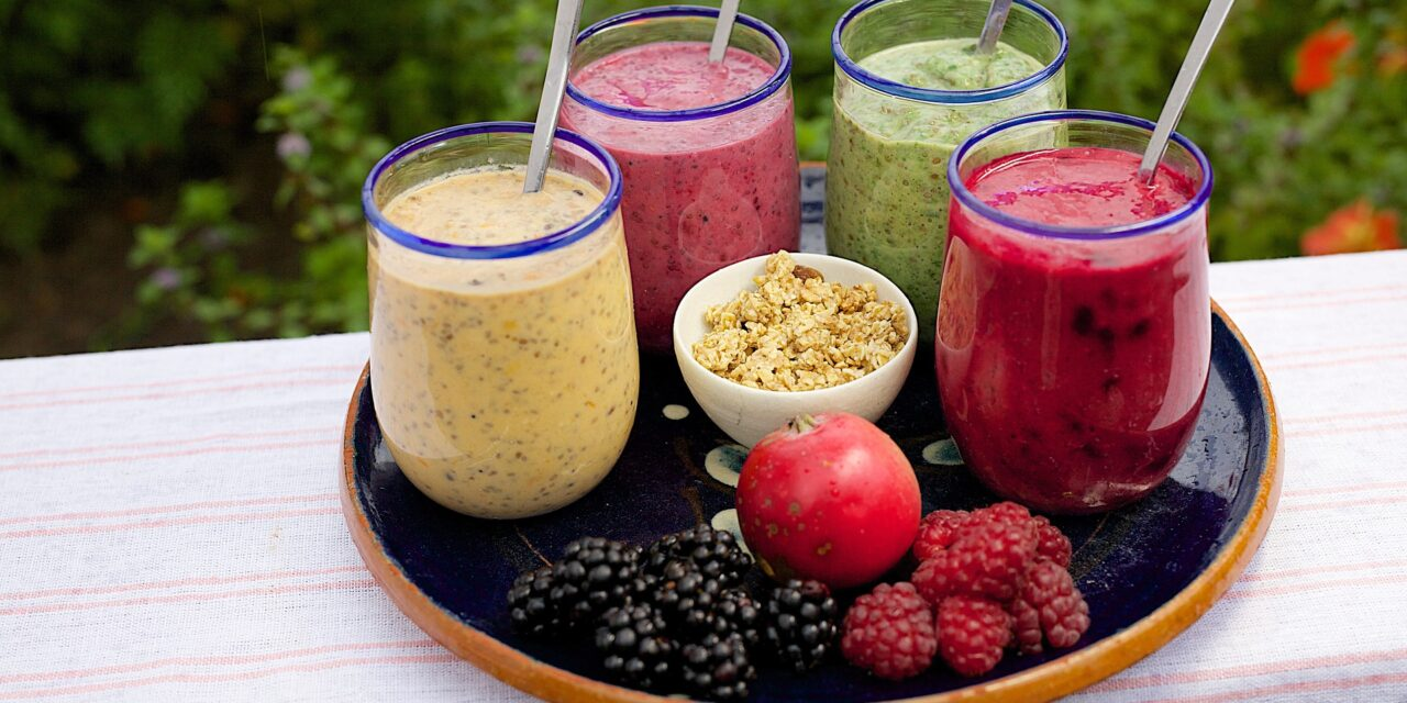 Which Type of Blender or Smoothie Maker is Best For My Family?