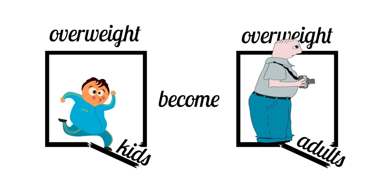 High Protein Intake Related to Weight Gain in Young Children
