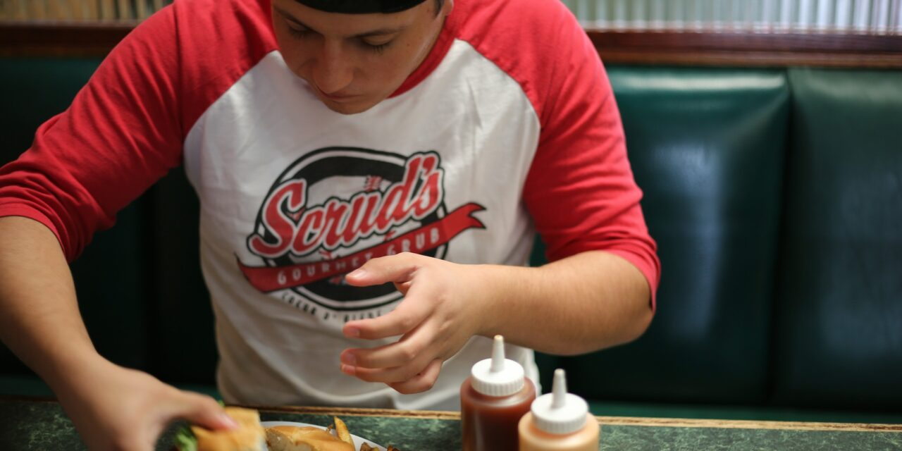 Teen Boys Eat More Protein Than They Need