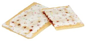 sugary pop tarts